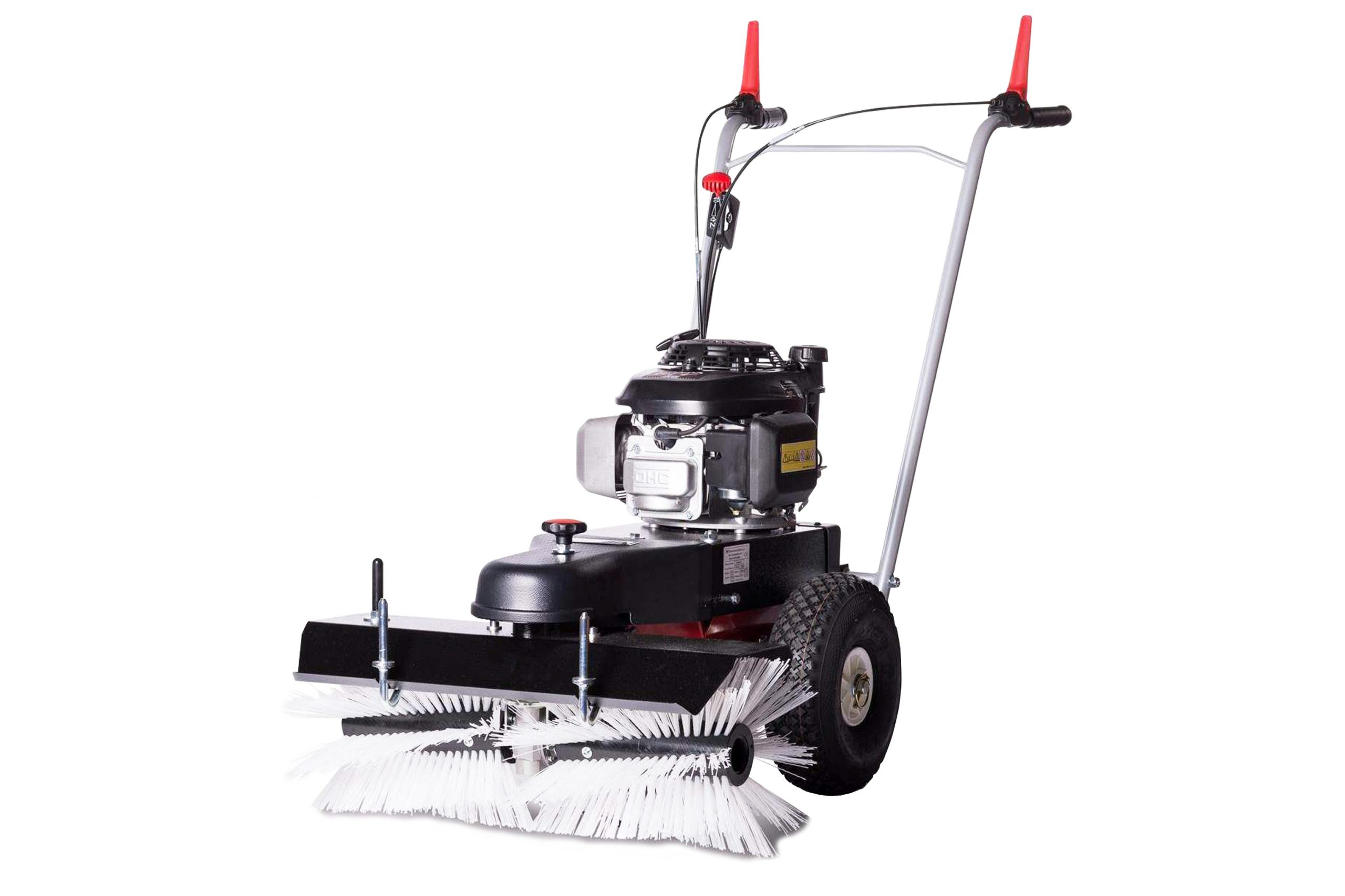 Brush Machine Rotation Clean Synthetic Grass Self Driven
