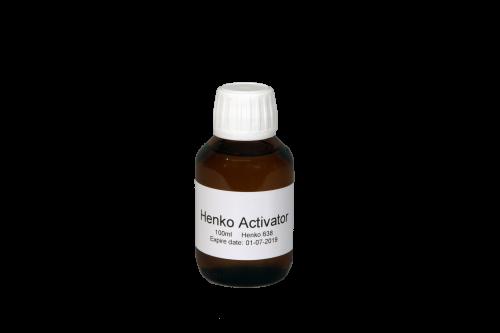 Activator kunstgras lijm kleefstof reactie