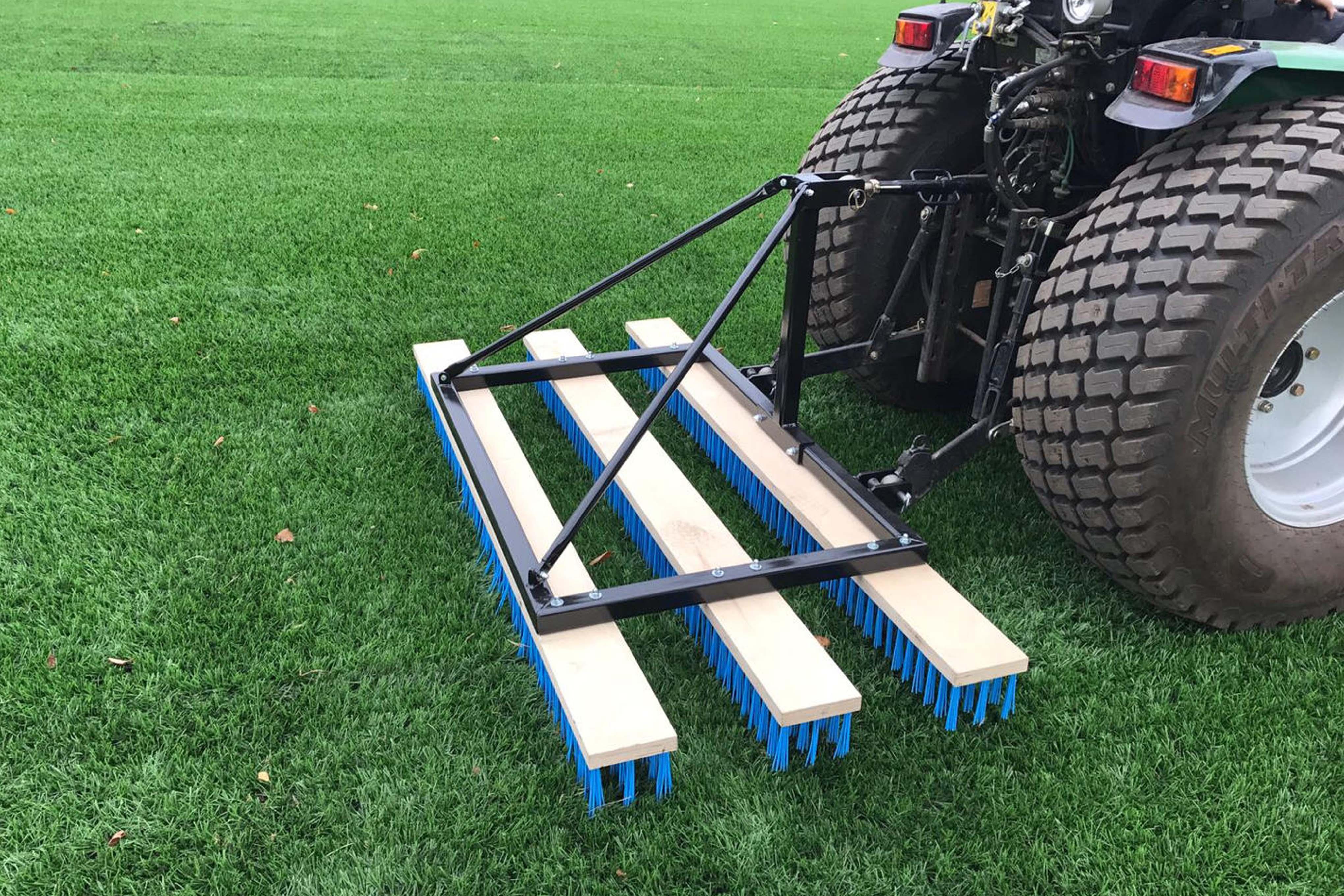 Artificial Hybrid Turf Grass Brush