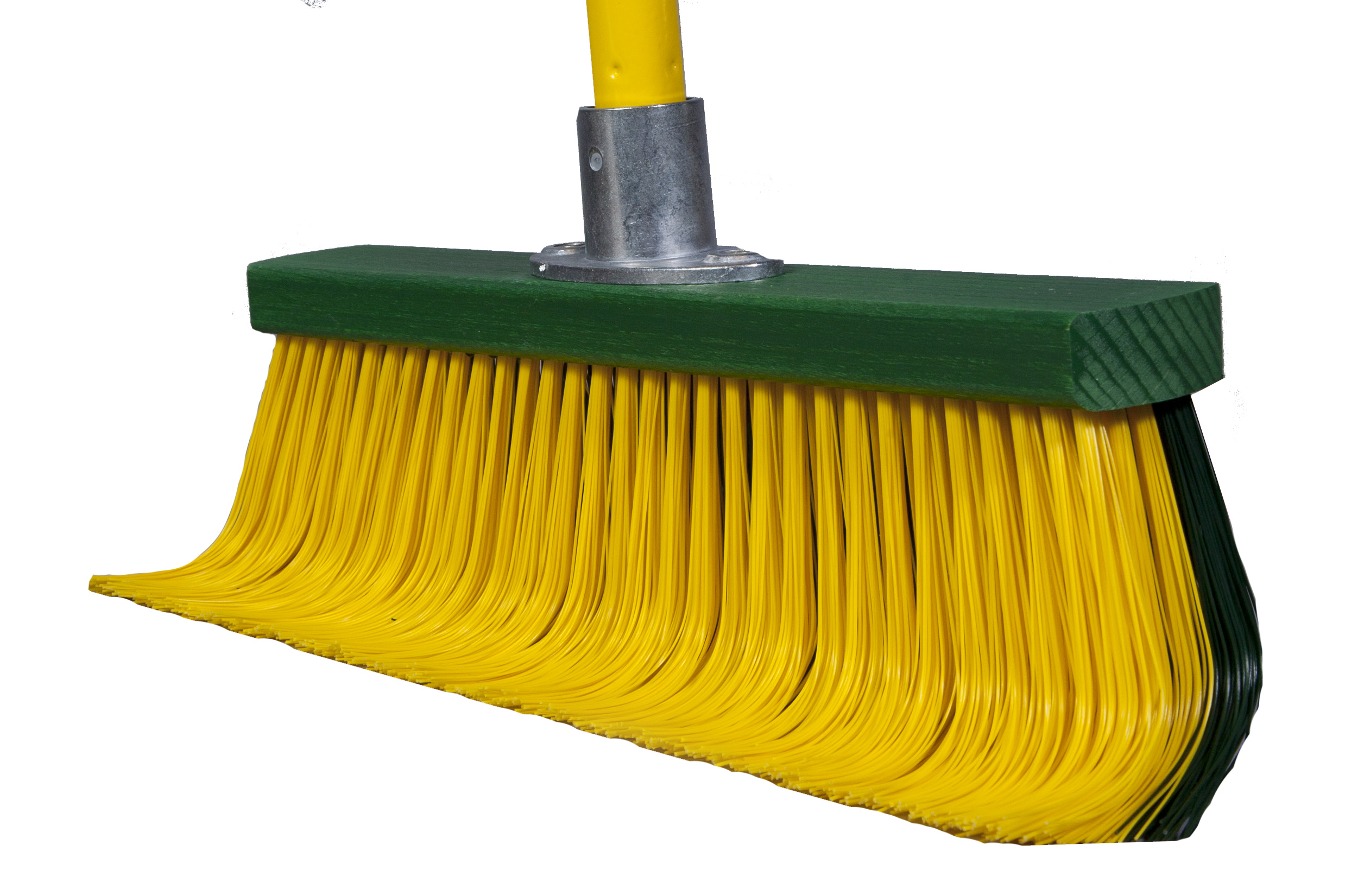 broom curved synthetic turf cleaning